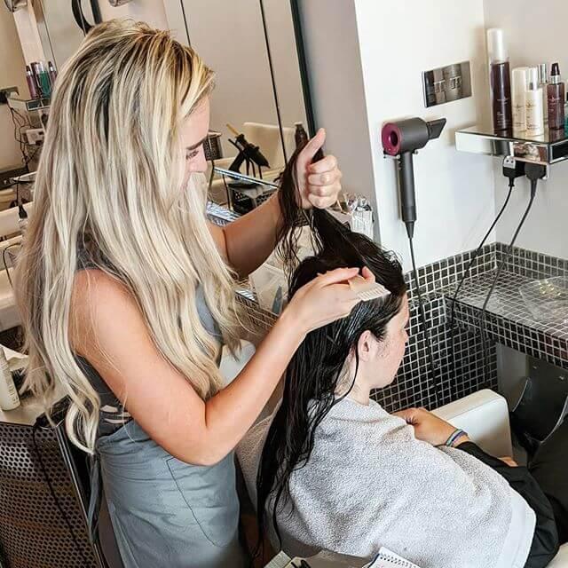 the hair alchemist hair extension salon harrogate
