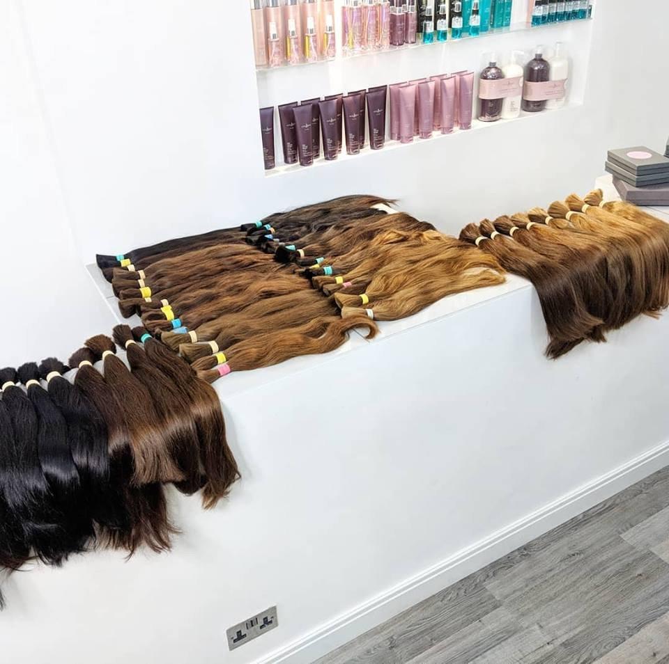 virgin russian hair extensions