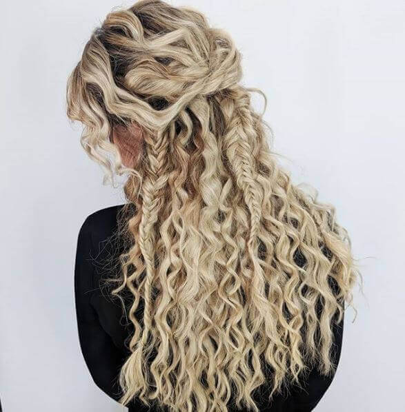 2019 Hair Trends with Slavic and Russian Hair Extensions