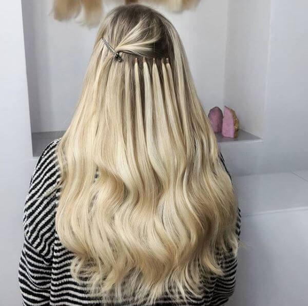 micro russian hair extension harrogate