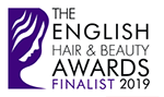 english hair and beauty awards finalist 2019