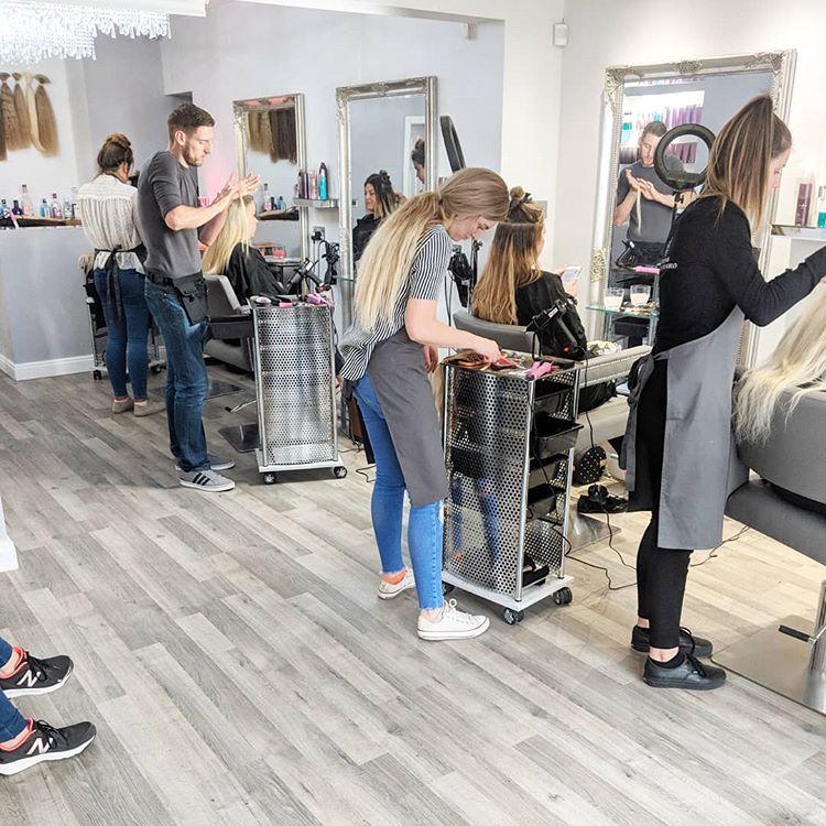 the hair alchemist salon for russian hair extensions leeds